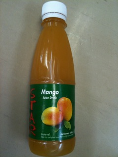 Mango Juice (small)