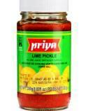 Lime Pickle (No Garlic)