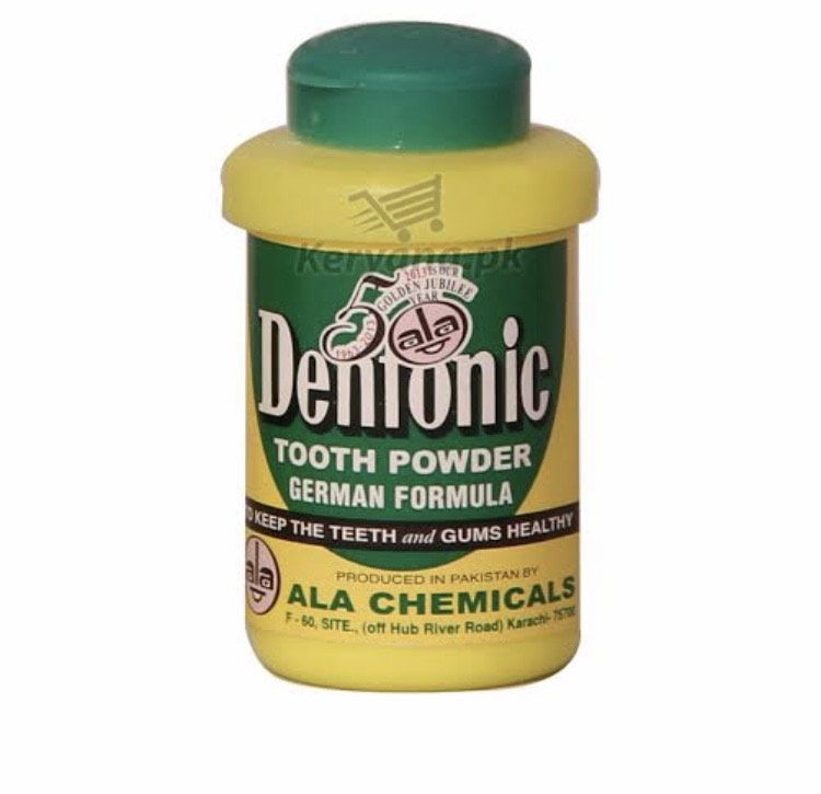 Dentonic Tooth Powder