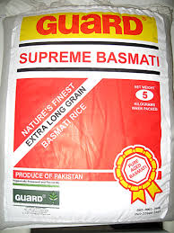 Basmati Rice Guard
