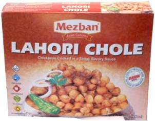 Lahori Chole (Frozen)