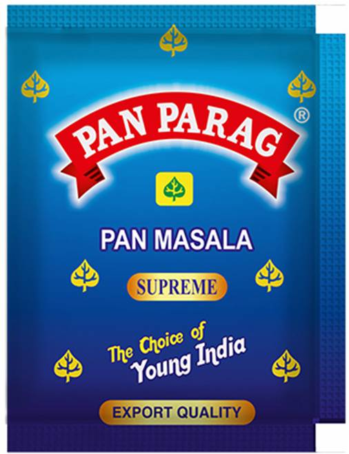 Pan Prug Gutka (pouch)