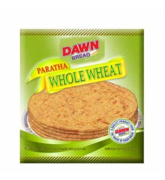Whole wheat pratha