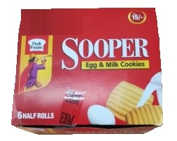 Sooper Biscuits